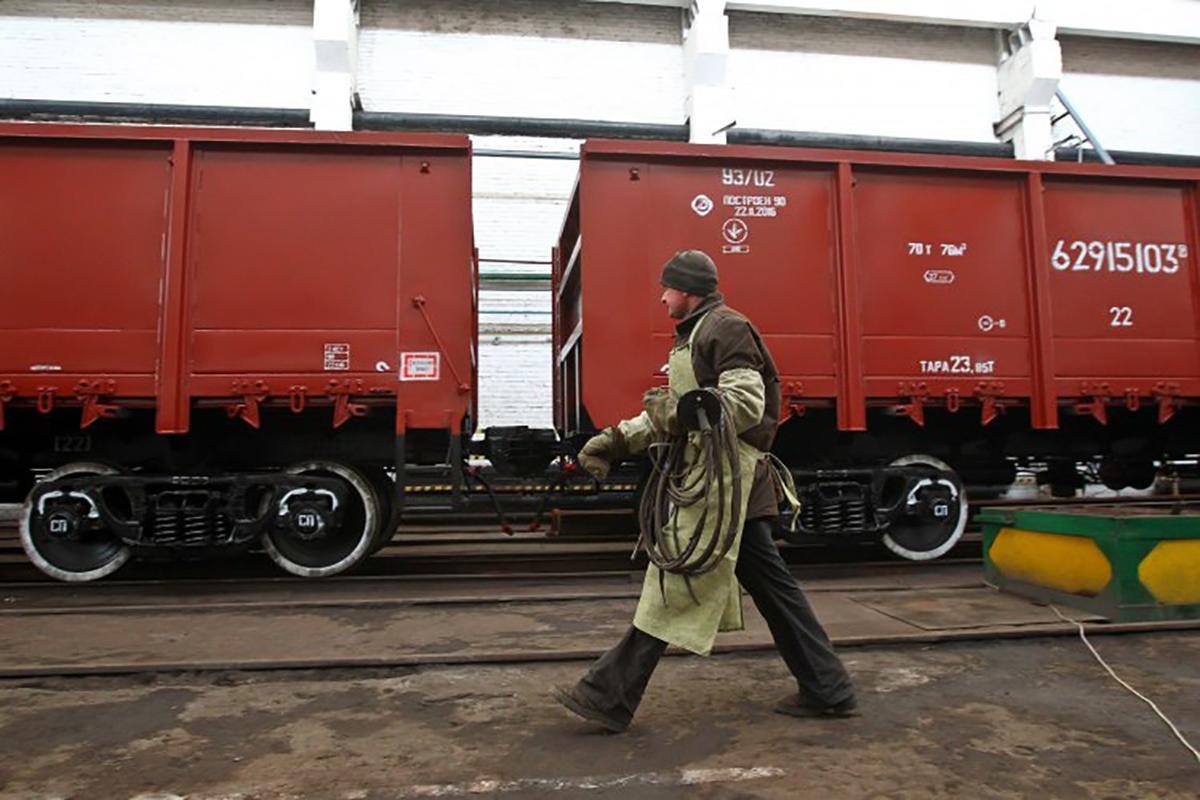 Глава украинской аграрной конфедерации Леонид Козаченко о ситуации с грузовыми ж/д перевозками