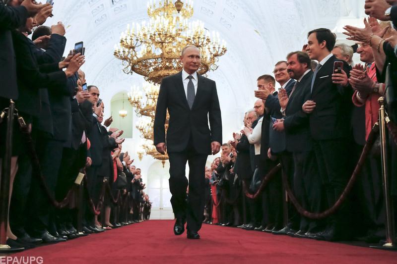 Политический эксперт об инаугурации Путина и опасности для Украины