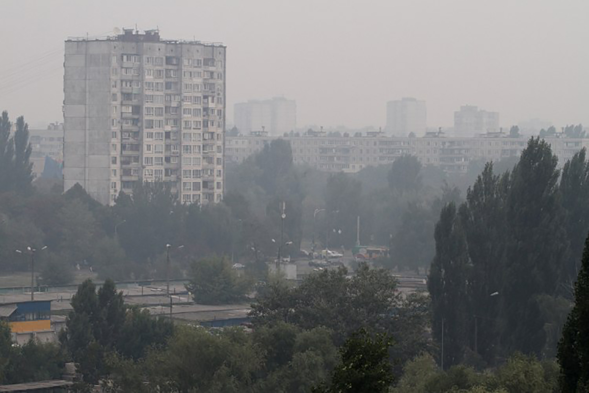 Загрязнение обусловлено несколькими факторами