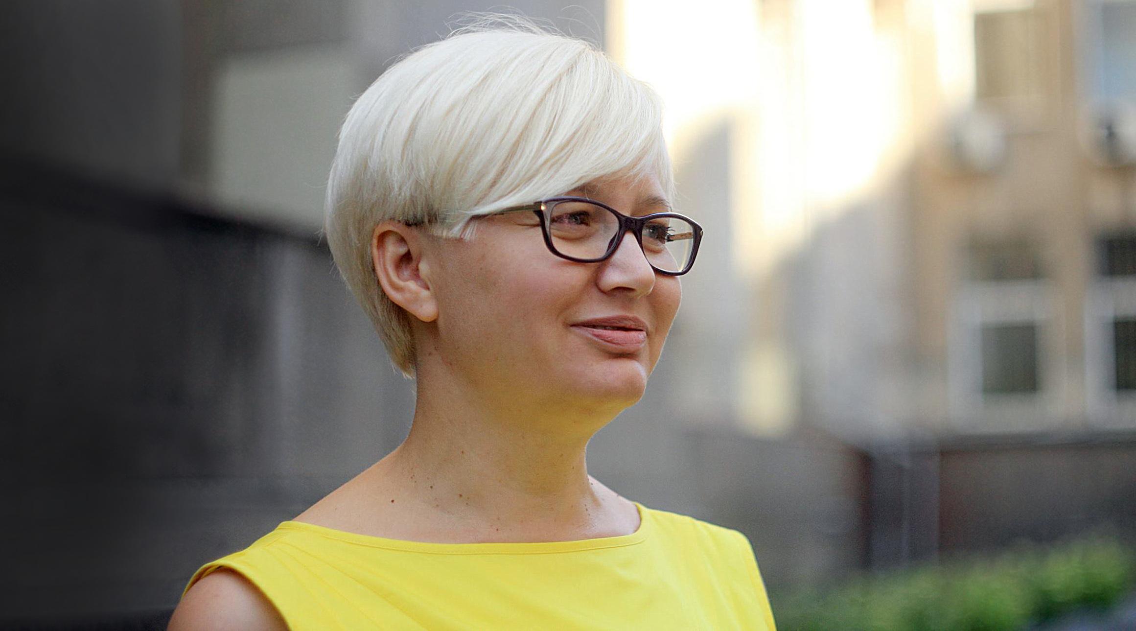 """Писательница о языковом вопросе и """"жесткой украинизации"""""""