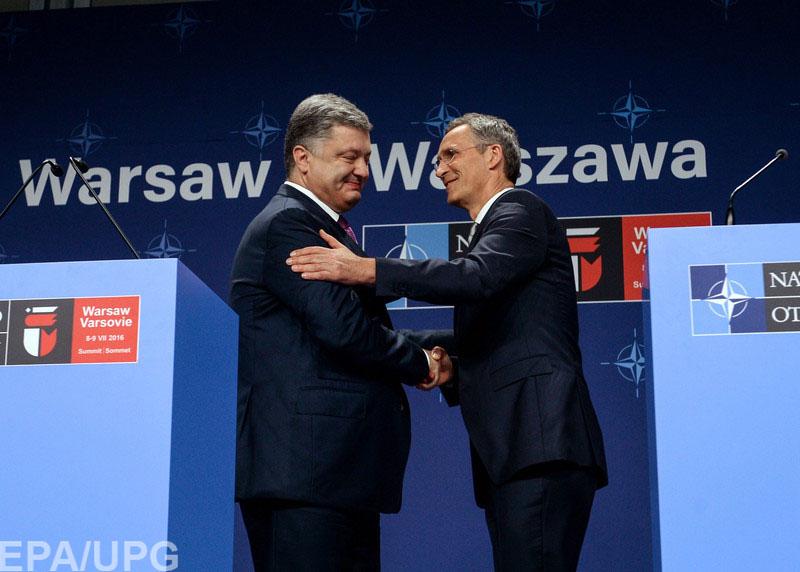 На саммите в Варшаве Альянс решил углубить сотрудничество с нашей страной