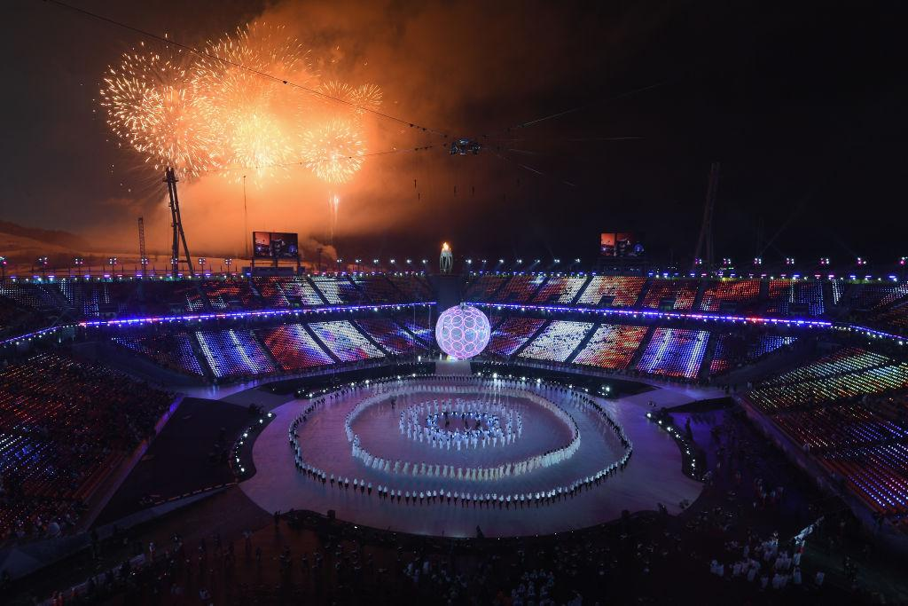 В Пхенчхане завершились зимние Паралимпийские игры-2018