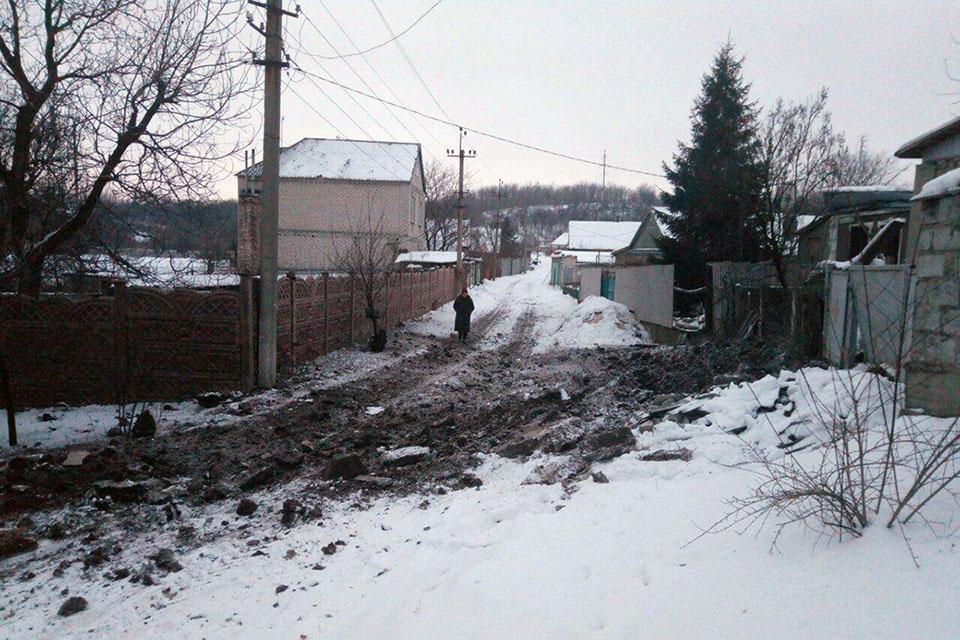 Новые детали о ситуации в Авдеевке, где боевики пустили в ход Грады