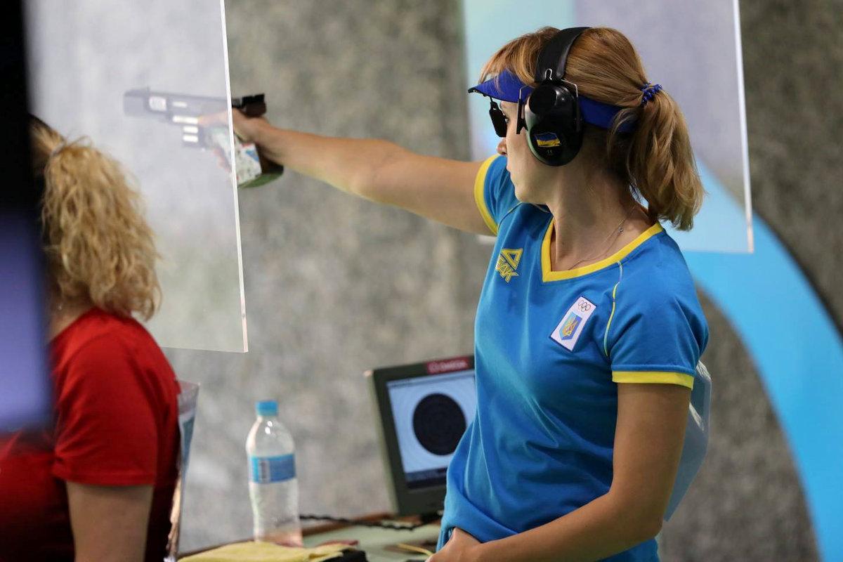 9 августа на Олимпиаде сборная Украины претнедовала на медали в стрельбе и фехтовании на шпагах