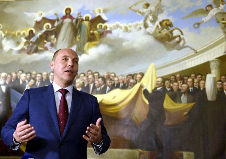Спикер парламента рассказал об особенностях своей работы