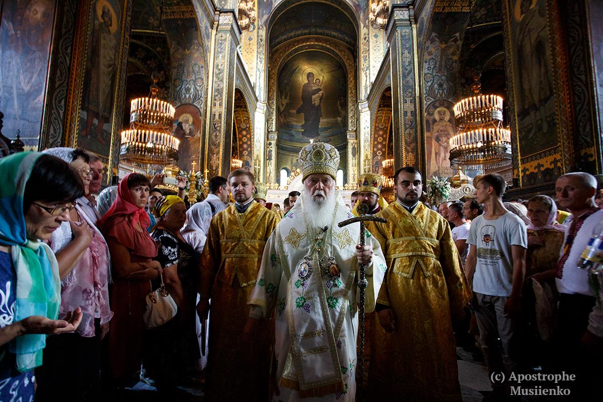 Объединению украинской православной церкви мешают конфликты и межконфессиональные разногласия