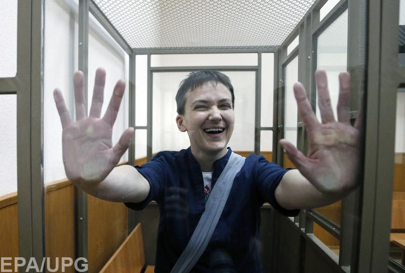 Блогеры надеются на скорое возвращение украинской летчицы из российского заключения
