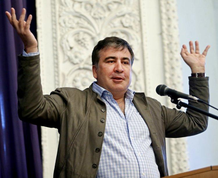 Экс-президента Грузии даже не было в списке кандидатов