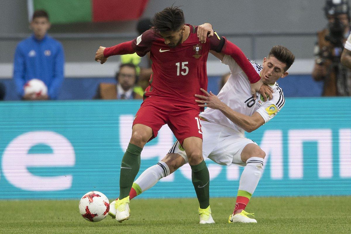 Роналду и компания в стартовом матче на турнире не смогли обыграть мексиканцев