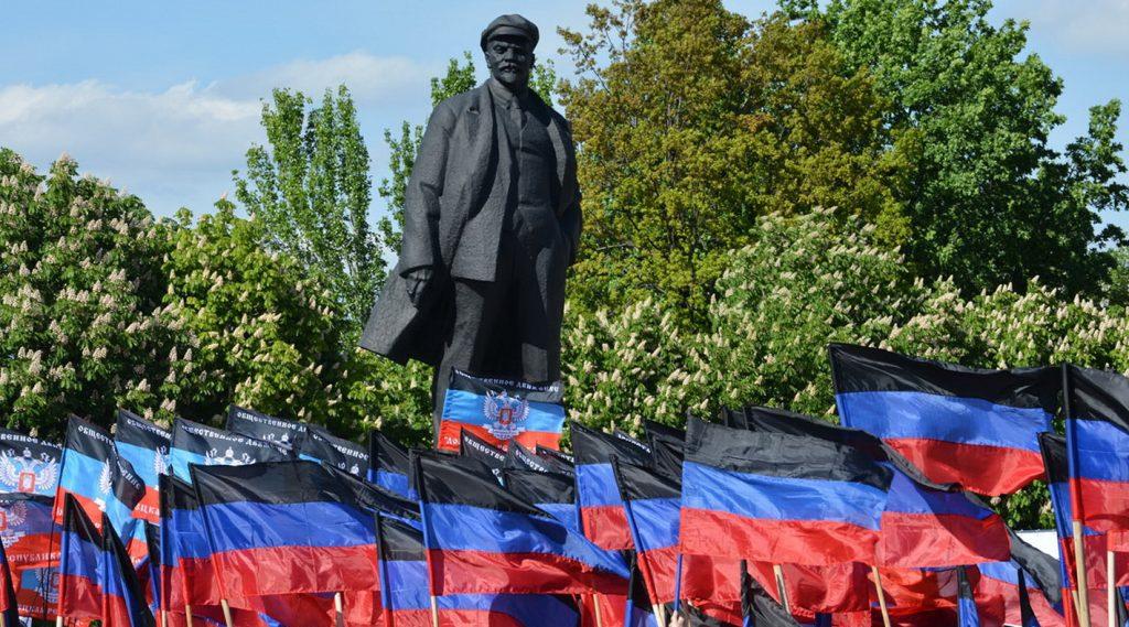 Оккупанты играют на чувствах ностальгирующих по СССР