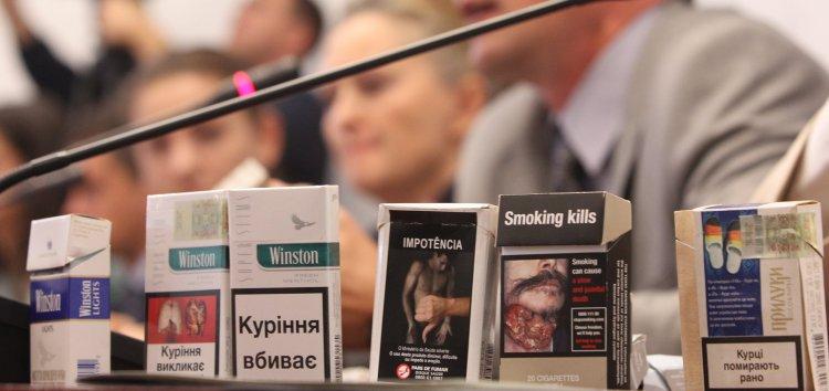 Антитабачные надписи на сигаретных пачках могут обновить и увеличить