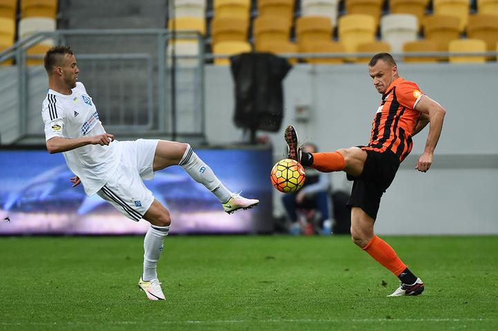 1 мая во Львове киевляне вновь пропустили три гола от принципиального соперника