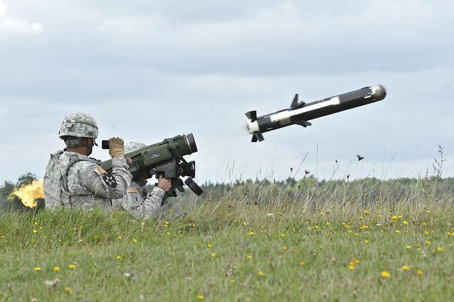Мировая практика не предусматривает бесплатной раздачи оружия