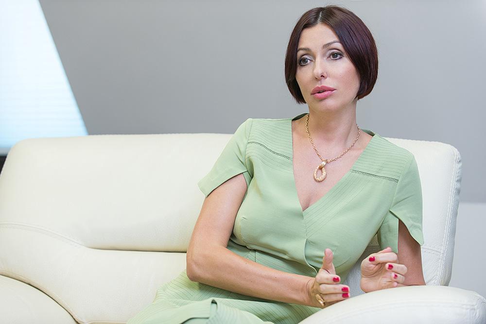 Жена Яценюка о муже, войне и том, как изменить отношение Донбасса к Украине