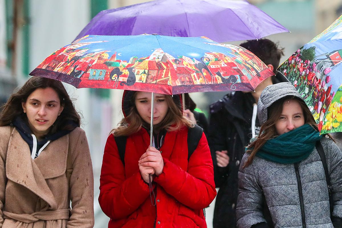 Прогноз погоды на 30 ноября - 4 декабря
