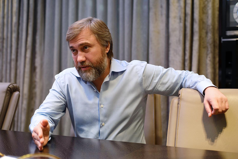 Мир в стране должны обеспечить сами украинцы - Вадим Новинский. Нардеп
