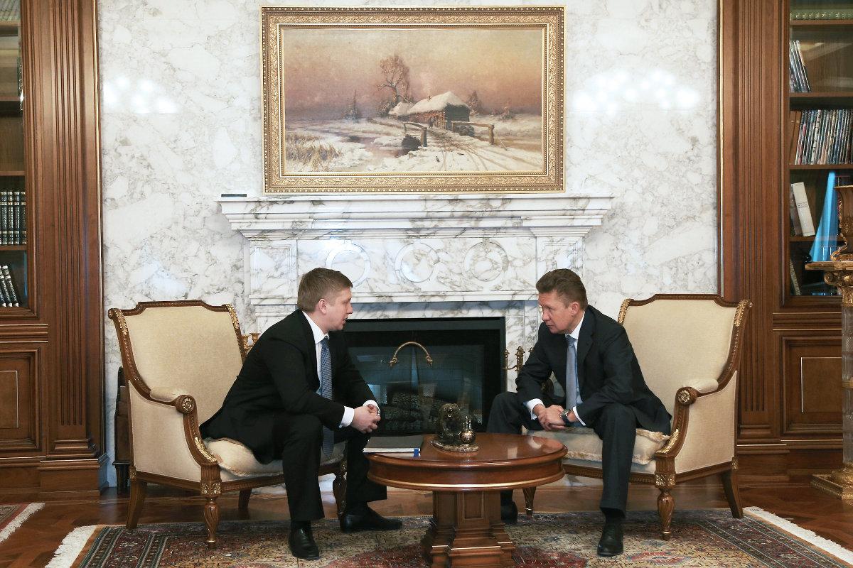 Россия хочет, чтобы Украина оплачивала поставки газа на оккупированные территории