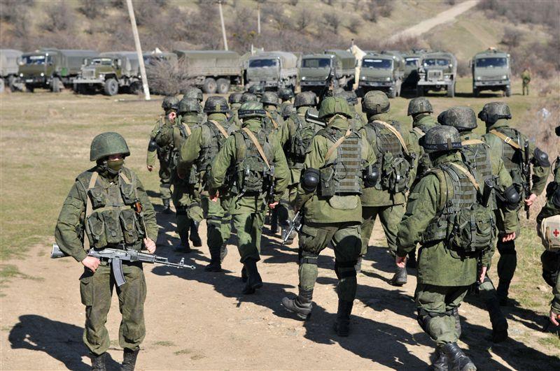 Российский президент распорядился отвести войска от украинской границы