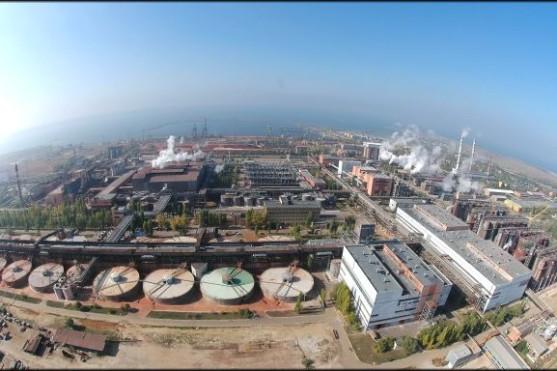 Промышленные гиганты Украины обеспечивают экологически чистое производство