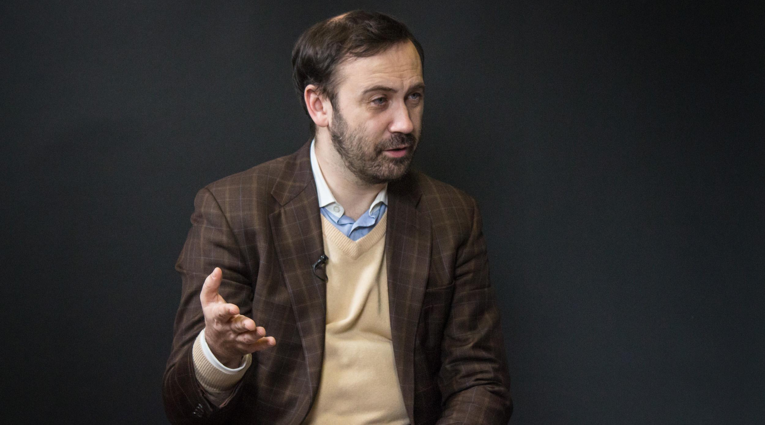 Экс-депутат Госдумы РФ о жизни и работе в Украине