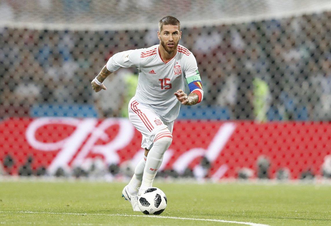 Иран и Испания встречались в матче второго тура ЧМ-2018