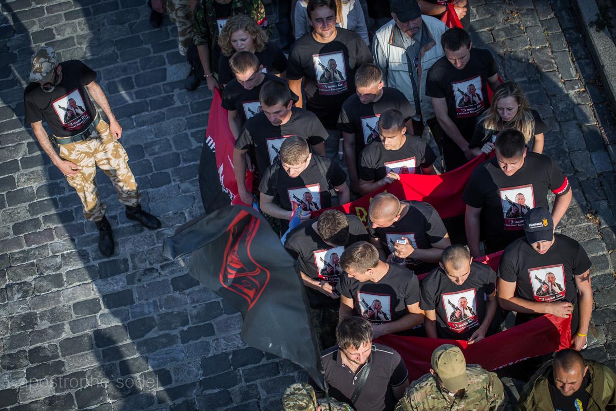 """Как пользователи соцсетей отреагировали на громкие заявления """"Правого сектора"""" на Майдане"""