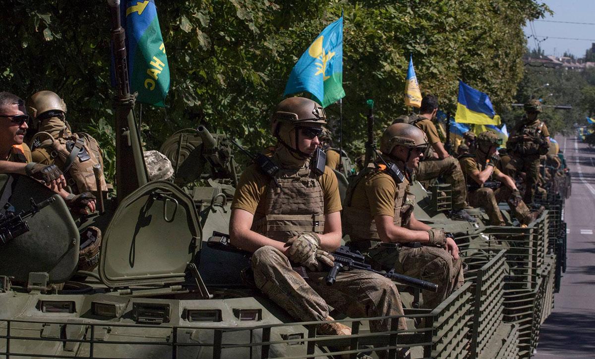 """""""Ніхто крім нас!"""": В Україні сьогодні святкують  День ВДВ (відео), фото-2"""