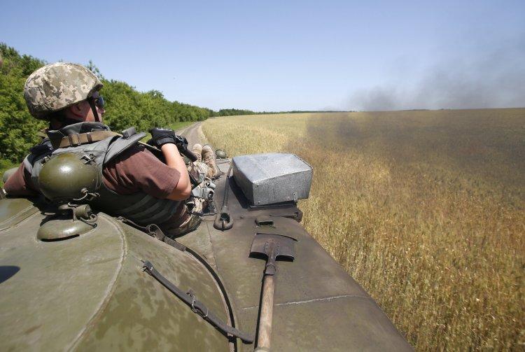 Военным в зоне АТО нужно перестать искать врагов среди журналистов