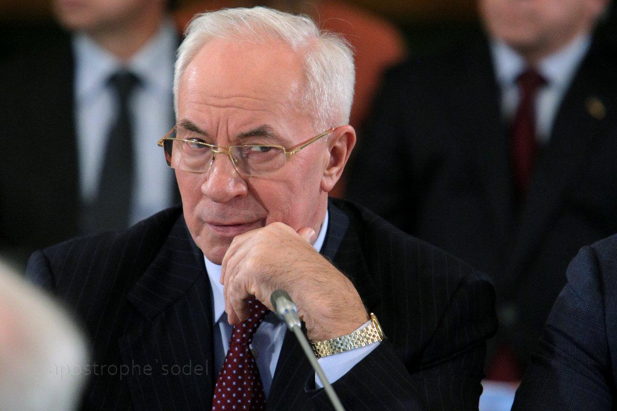 Как пользователи соцсетей отреагировали на снятие санкций ЕС с Николая Азарова