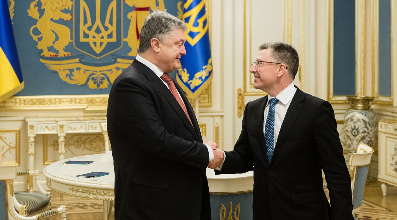 """""""Апостроф"""" узнал о возможных темах разговоров с украинскими властями"""