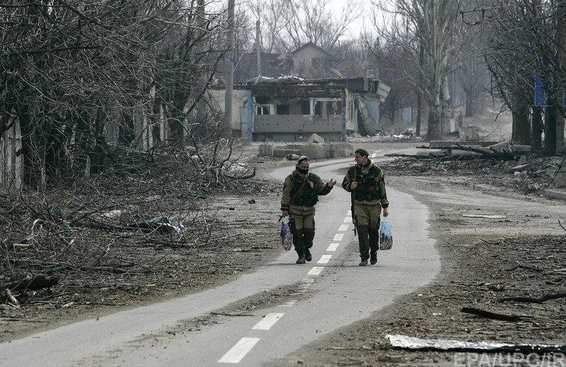 О прогрессе в вопросе введения миротворцев на Донбасс