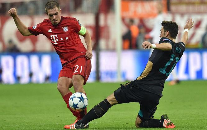 Мюнхенцы принимают лондонцев в рамках 1/8 финала Лиги чемпионов