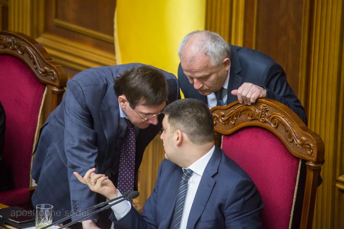 В БПП так увлеклись Яценюком, что забыли предложить качественный состав нового Кабмина