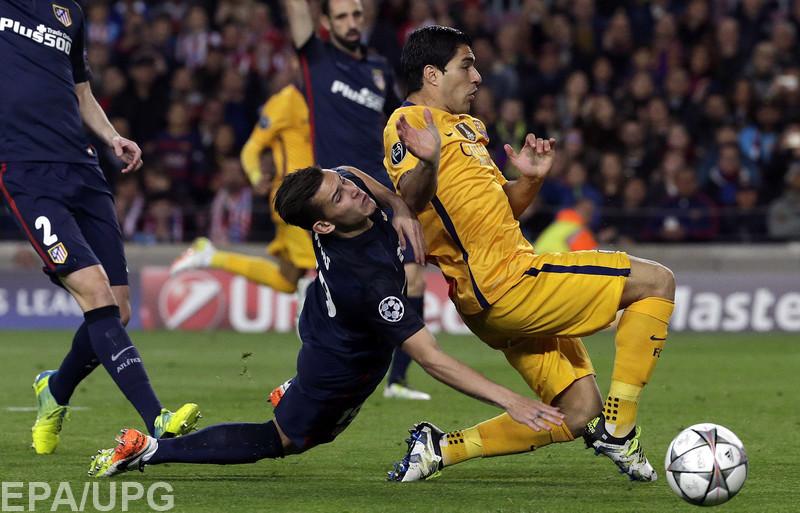 Противостояние двух испанских команд подтвердило статус самого интригующего в 1/4 финала