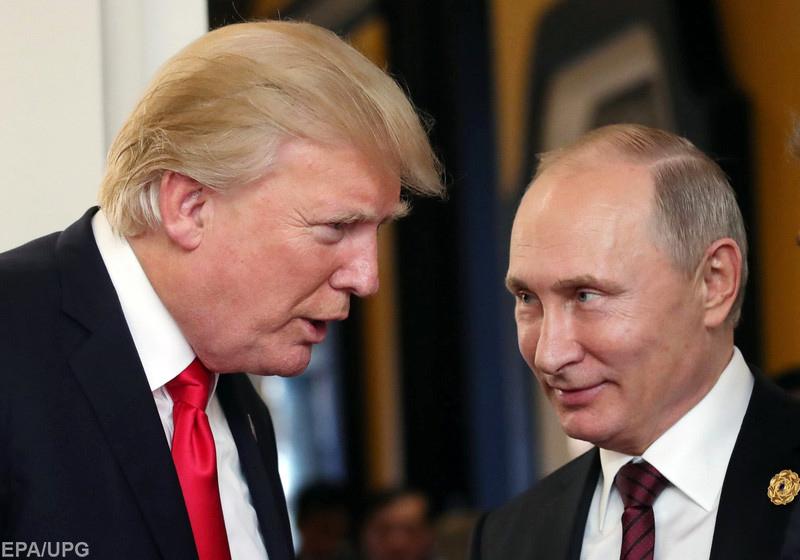 Слова Трампа о хороших отношениях с Россией расходятся с действиями