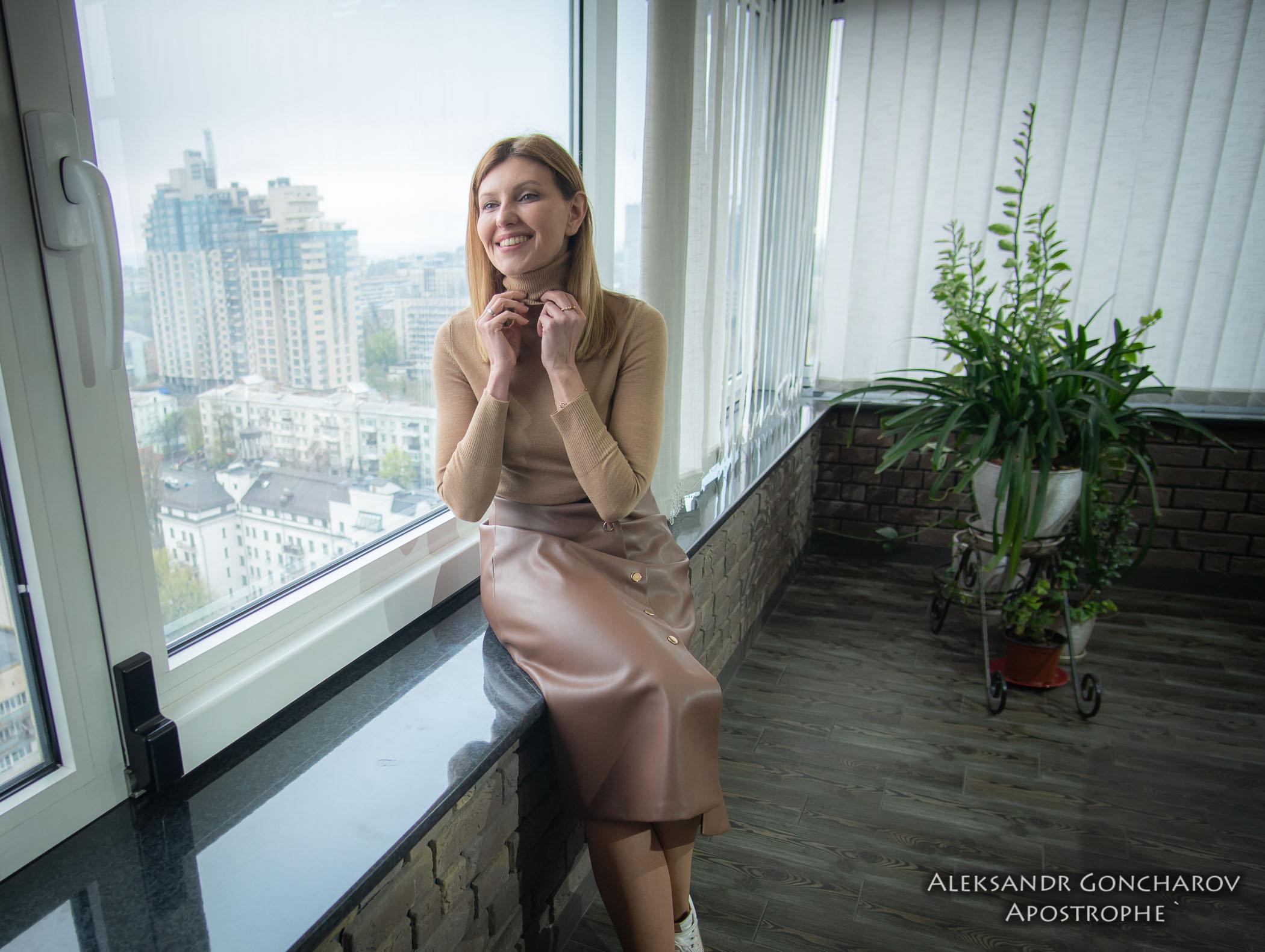 Супруга Владимира Зеленского раскрыла некоторые секреты семейной жизни