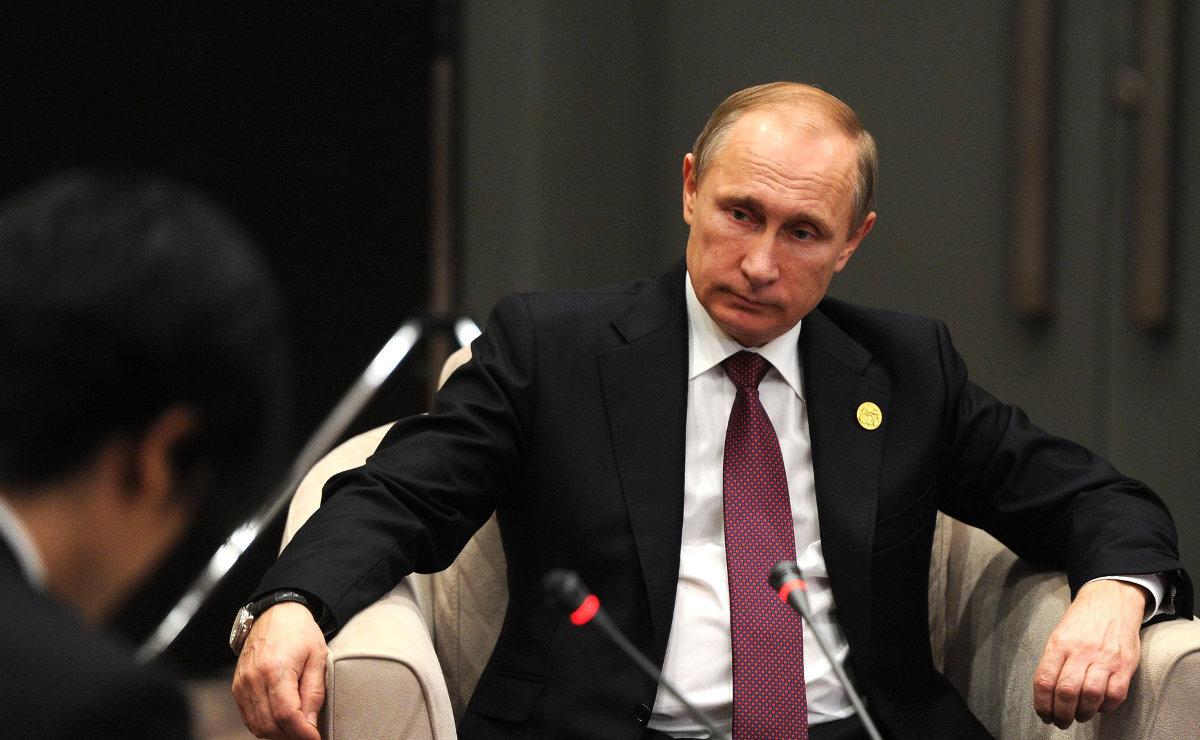 """О """"кривых зеркалах"""" президента России"""