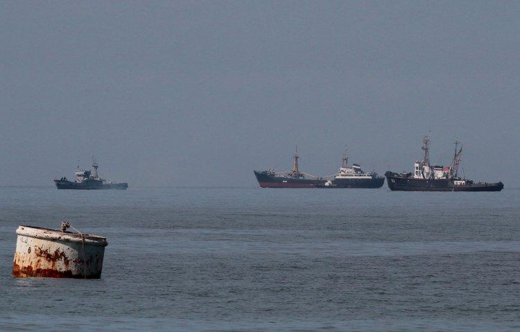 Дипломат Василий Филипчук о причинах и последствиях обострения ситуации в Азовском море