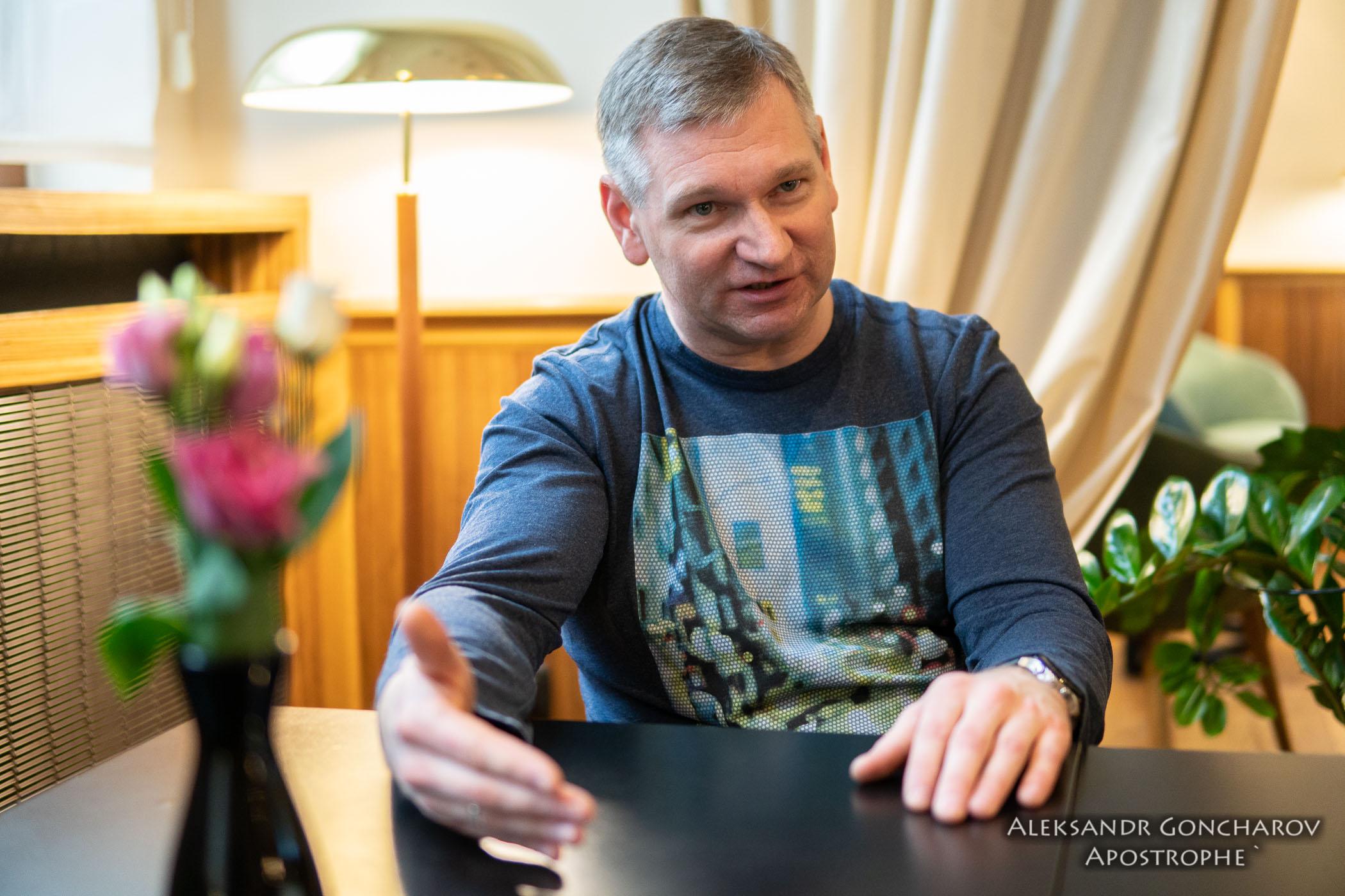 Аурелийус Гутаускас об отборе судей в Высший антикоррупционный суд Украины