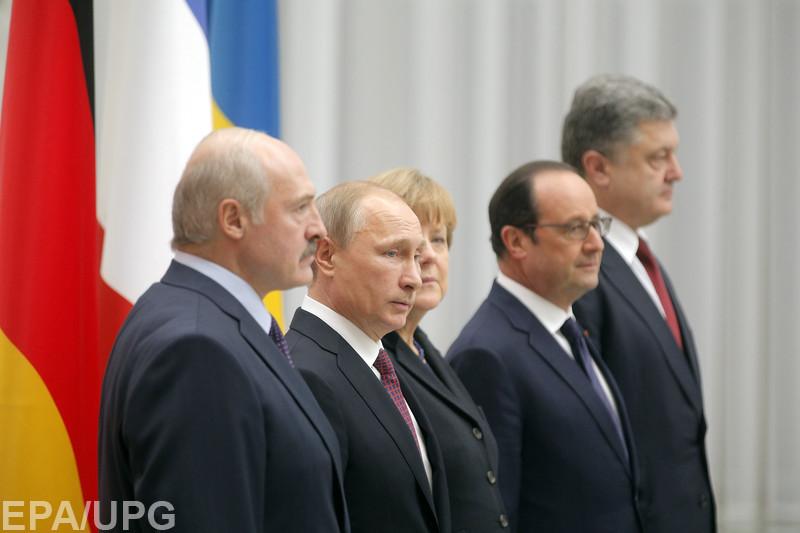 Дмитрий Тымчук подвел итоги года реализации Минских соглашений
