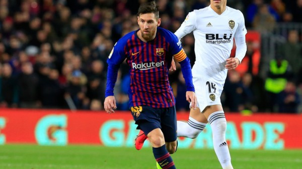 Барселона — Валенсия. Онлайн-трансляция матча