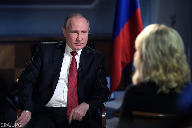 Вокруг смеха: почему украинцам пора перестать реагировать на Путина - Слава Рабинович