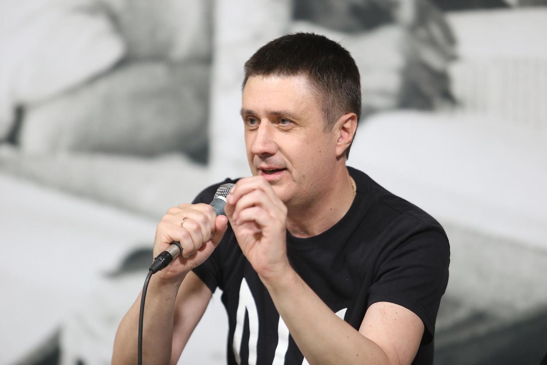 Вячеслав Кириленко рассказал о своей книге
