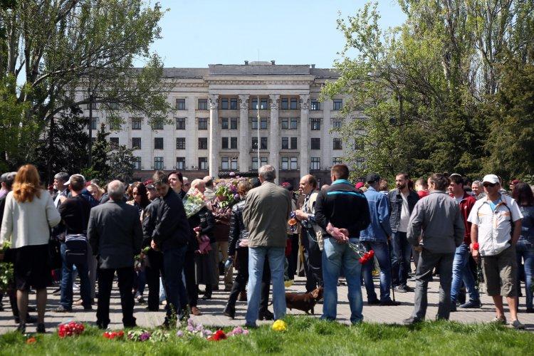 """""""Апостроф"""" следил за развитием событий в Одессе"""