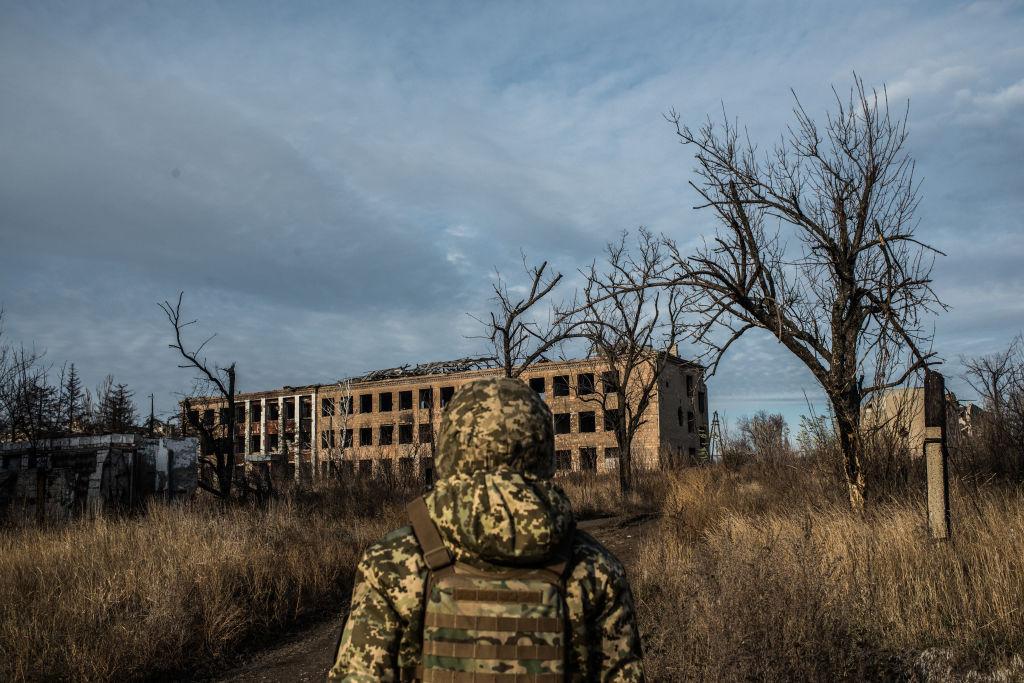Василий Богдан о миротворческой миссии на Донбассе