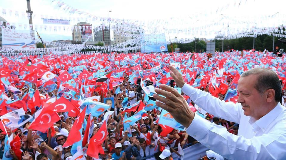 Турки поддержали партийную линию бывшего премьера, сделав его главой государства