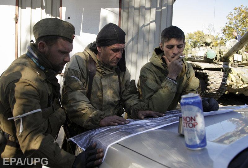 У России нет денег, поэтому она хочет, чтобы боевики обеспечивали себя сами
