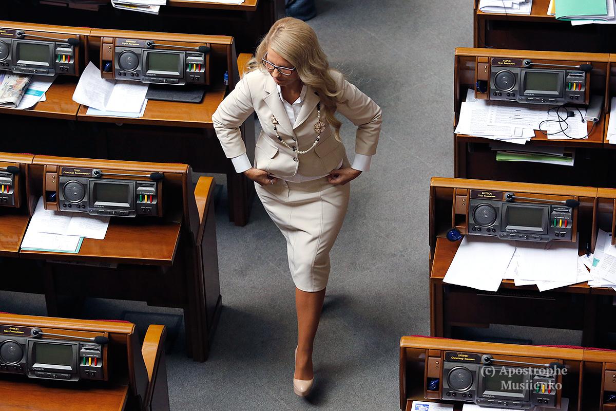 Юля тимошенко секси