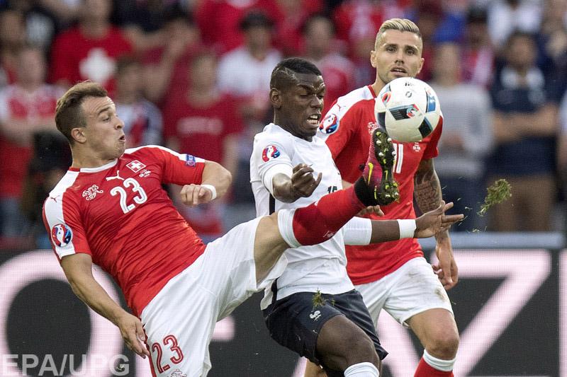 19 июня на Евро-2016 хозяева турнира оформили победу в группе А