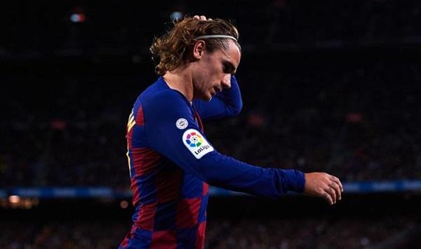 Футбол чемпионат испании барселона атлетико смотреть онлайн